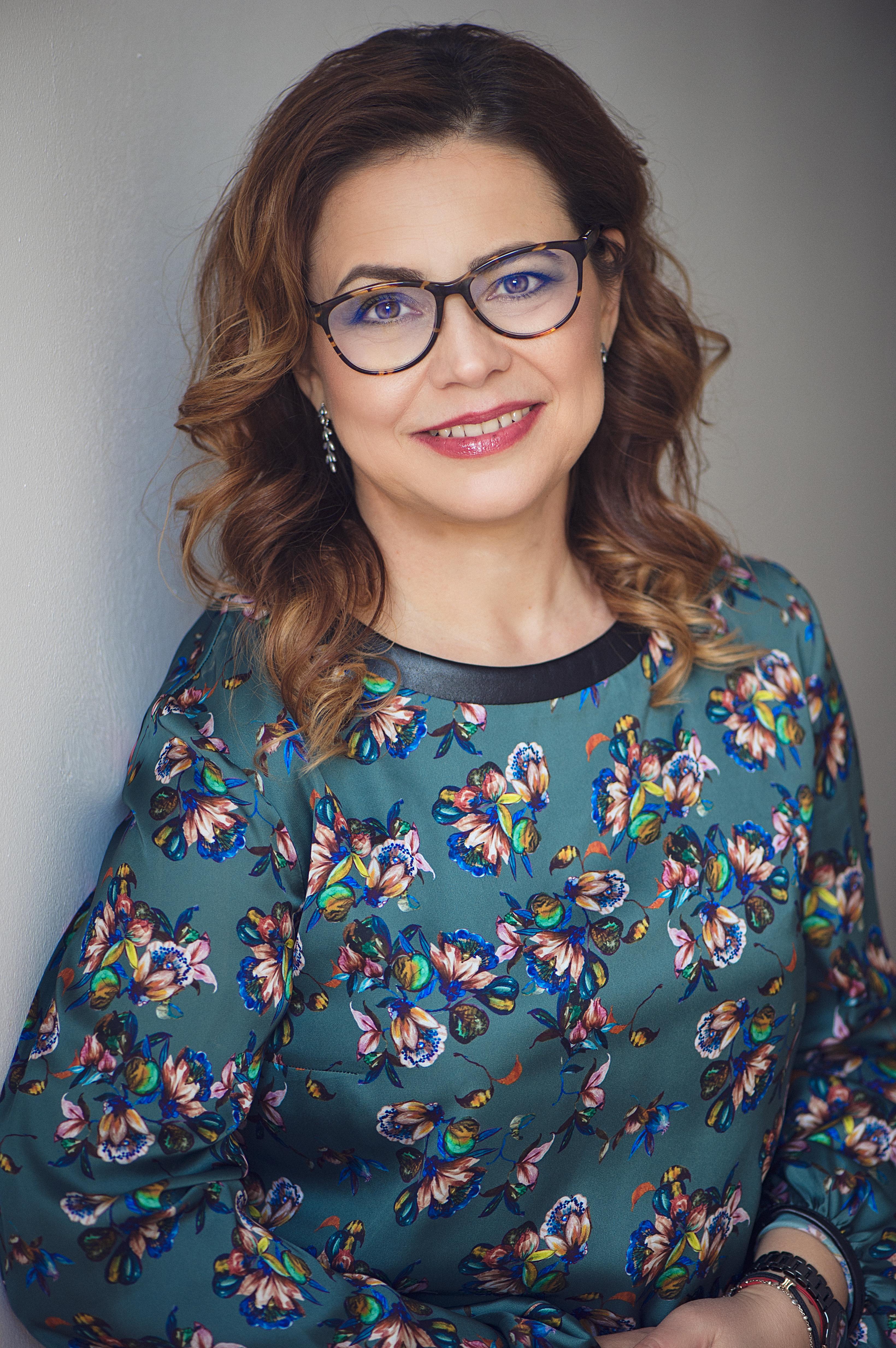Mihaela Caluser speaker The Woman 2017