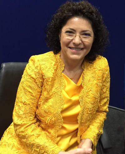 Măriuca Talpeș speaker The Woman 2017