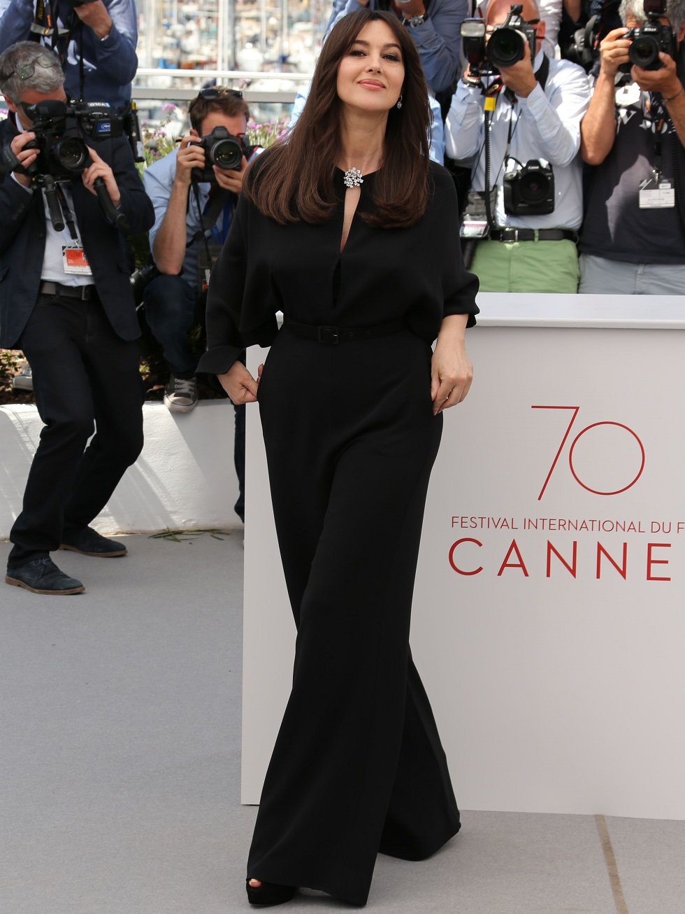 Cannes Monica Bellucci Photocall