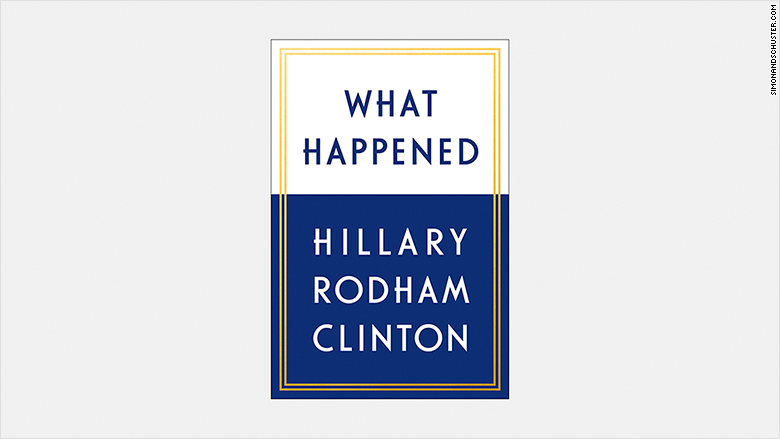 HILLARY CLINTON WHAT HAPPENED THE WOMAN
