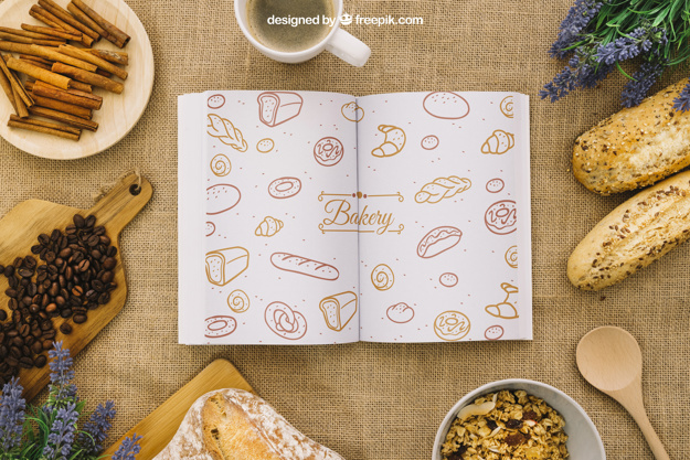 book-composition-with-breakfast_23-2147702846