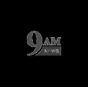 9 am news - greyscale