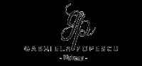 Gabriela Popescu Makeup - greyscale