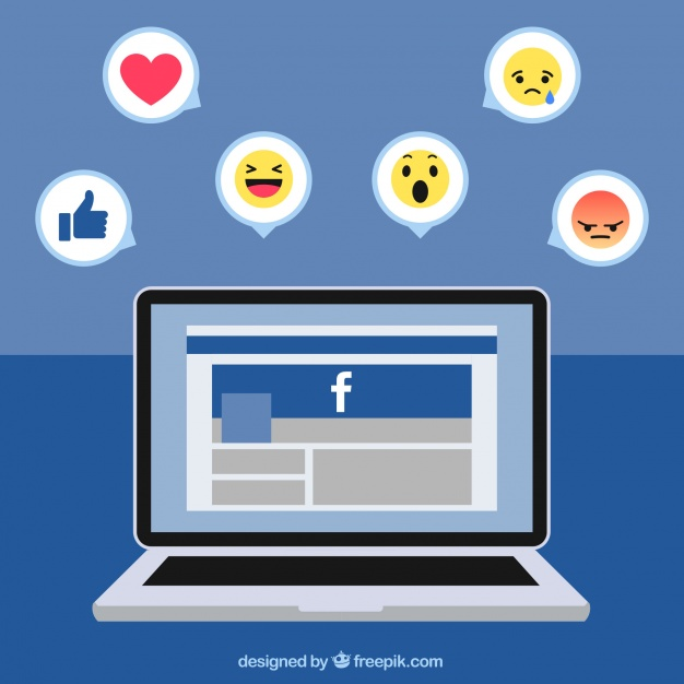 laptop-background-with-facebook-and-icons_23-2147613563