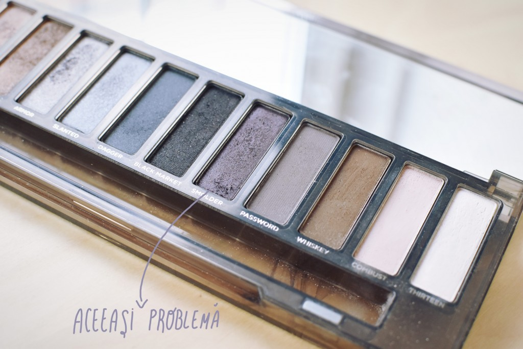 Paleta naked smoky eyes review coffentropy