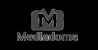 mediadome - greyscale