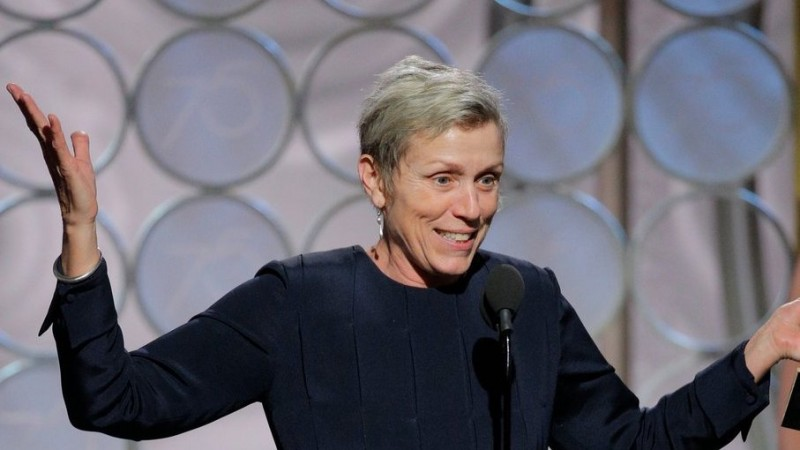 Frances-McDormand-Makeup-2018-Golden-Globes