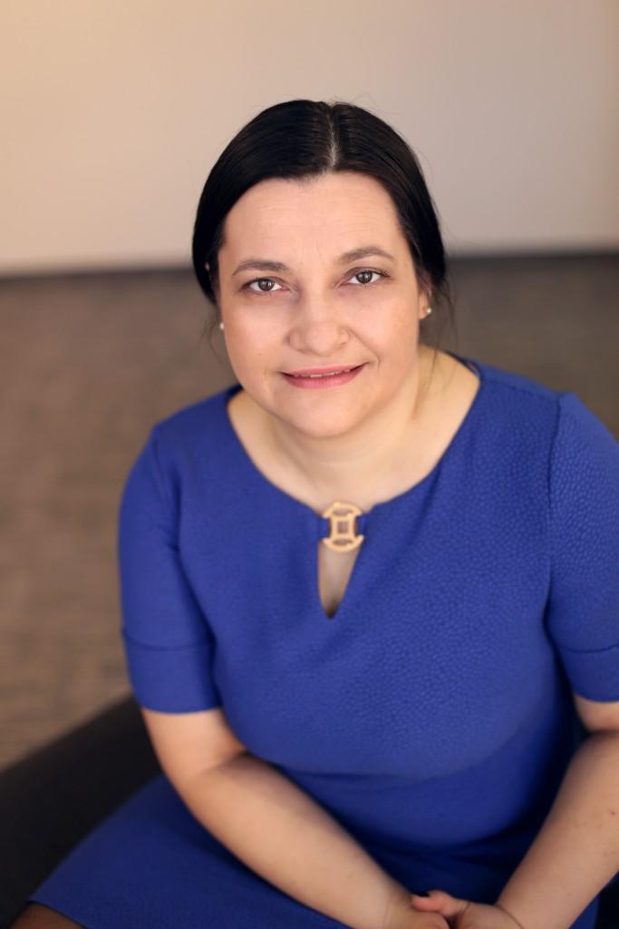 Oana Delia Radu speaker The Woman