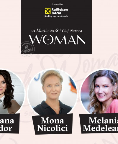 Speakeri The Woman 2018