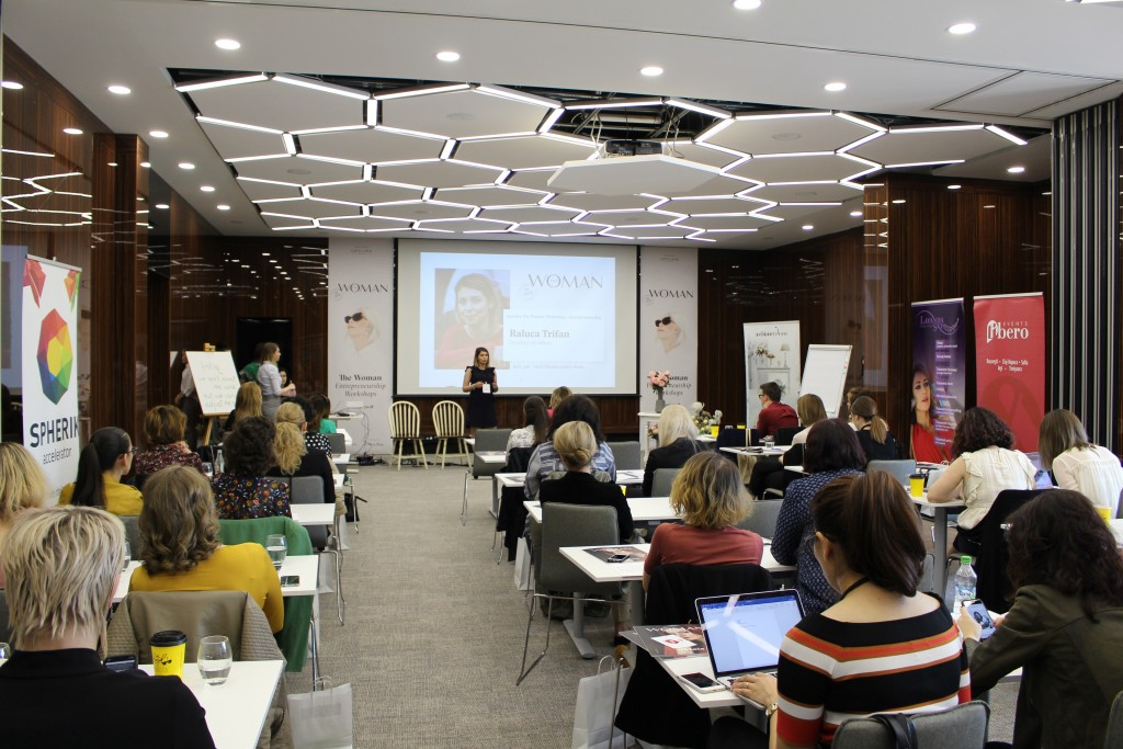 The Woman Entrepreneurship Workshops (3)