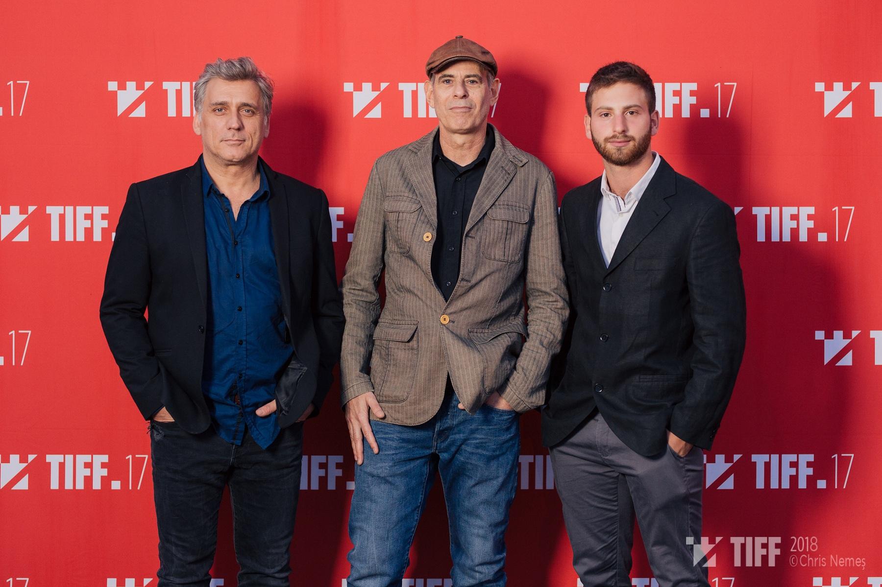 Echipa Foxtrot la deschiderea TIFF 2018 - foto Chris Nemes