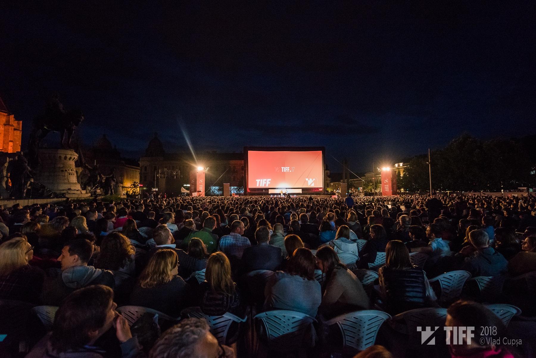 Publicul TIFF 2018 - Foto Vlad Cupsa