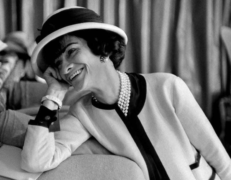 The Woman Magazine_Coco Chanel_1