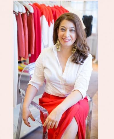Irina Markovits - Answear crop
