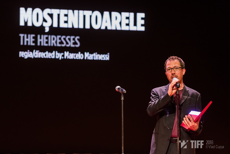 Marcelo Martinessi - Mostenitoarele - Foto-Vlad Cupsa-TIFF2018