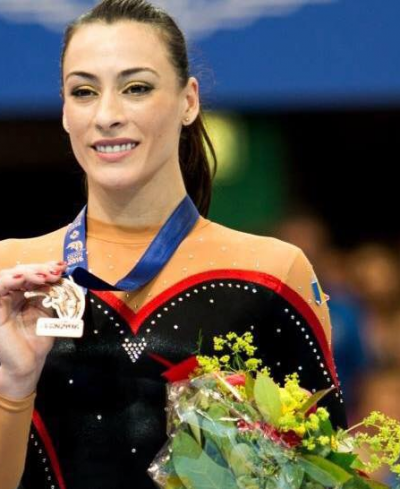 The Woman Magazine - Catalina Ponor