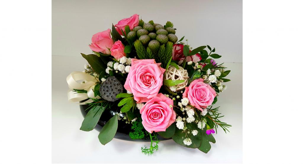 The Woman Magazine - articol - Mirade Flowers2