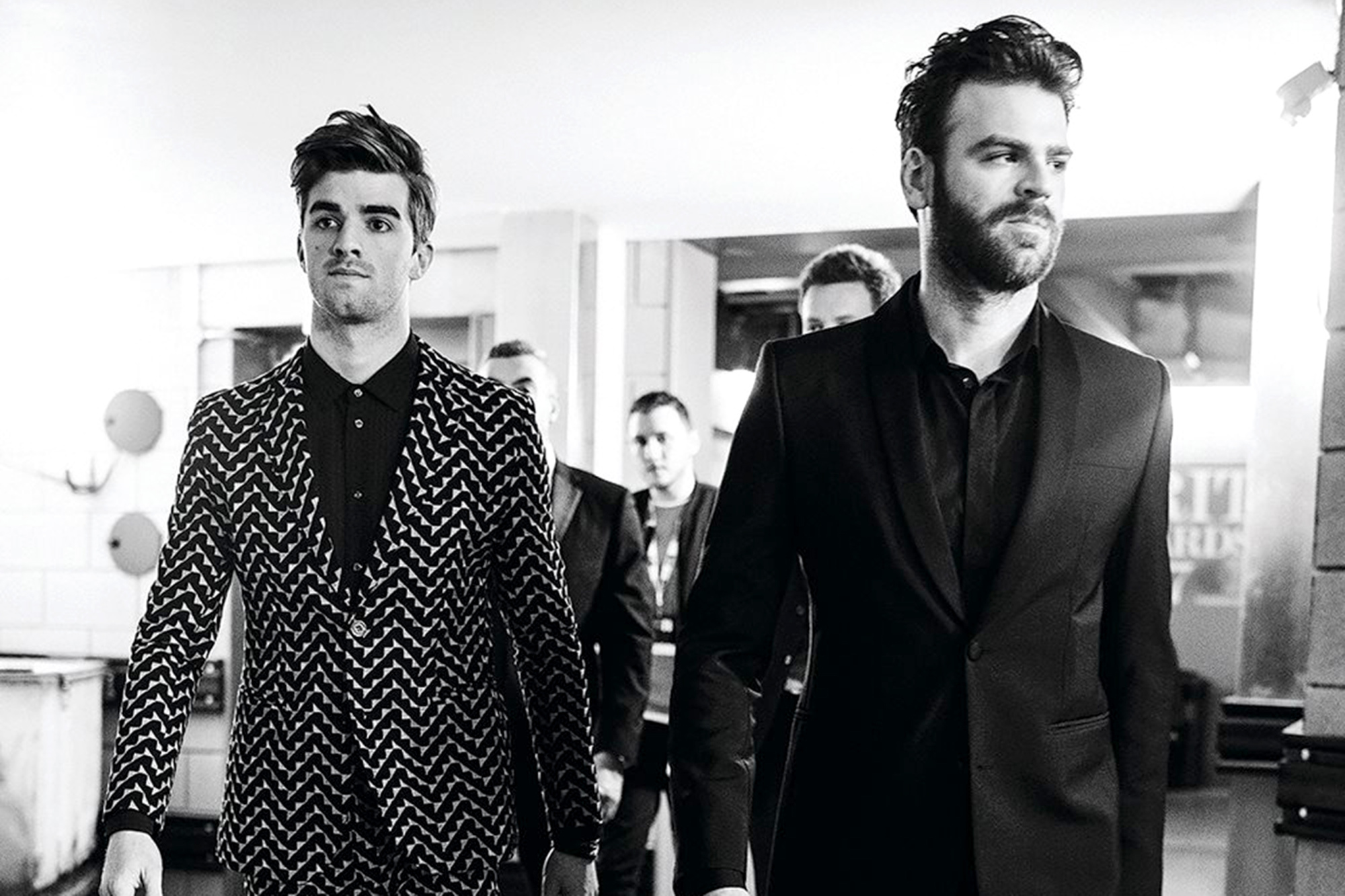 The Woman Magazine_ The Chainsmokers