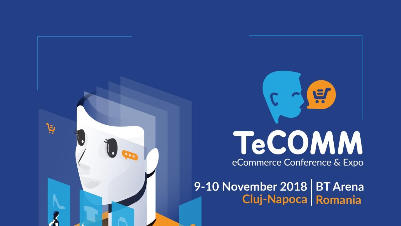Afis TeCOMM 2018 Cluj-01