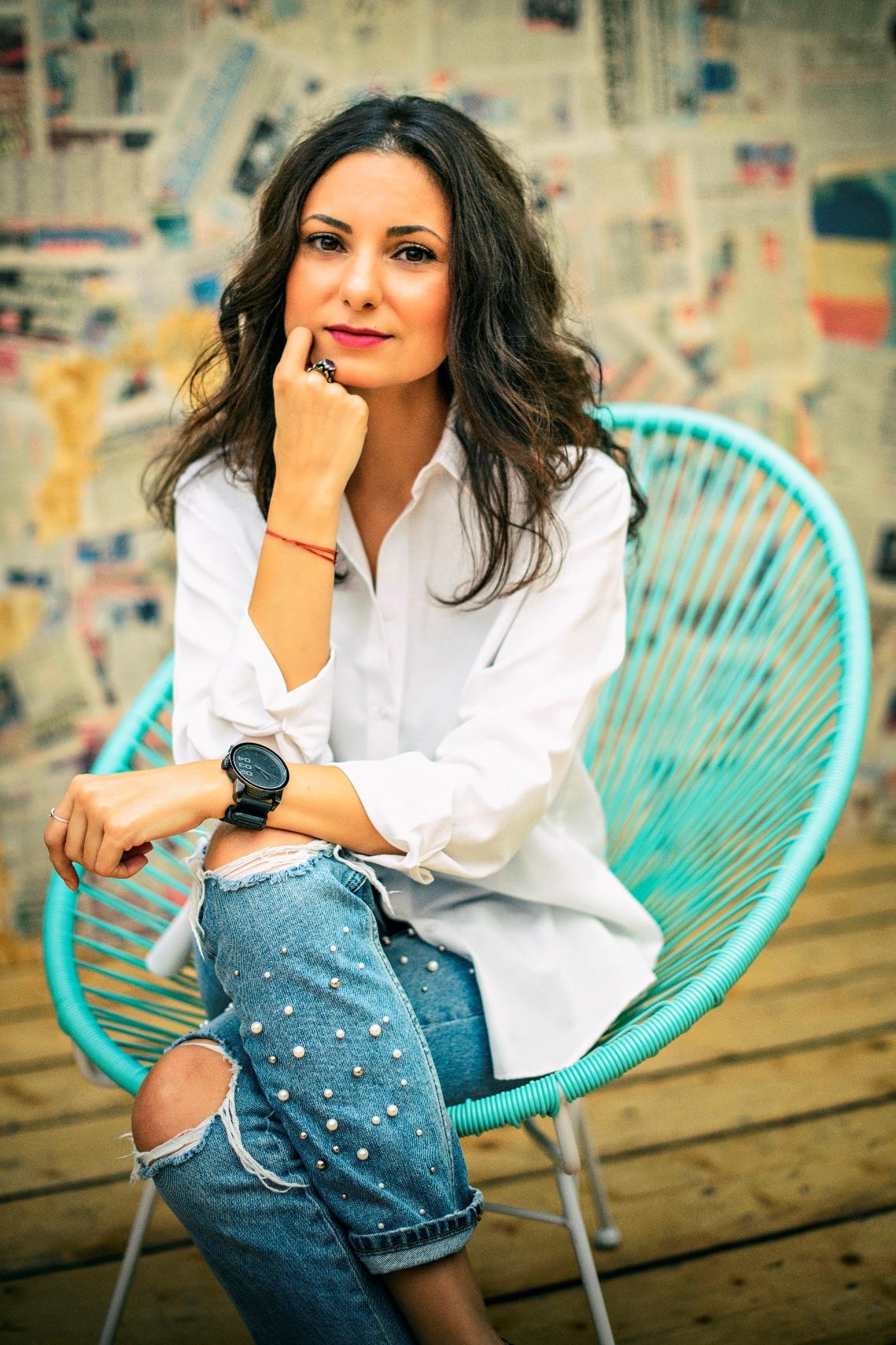 Alina Sin - Foto Mihai Ștețcu