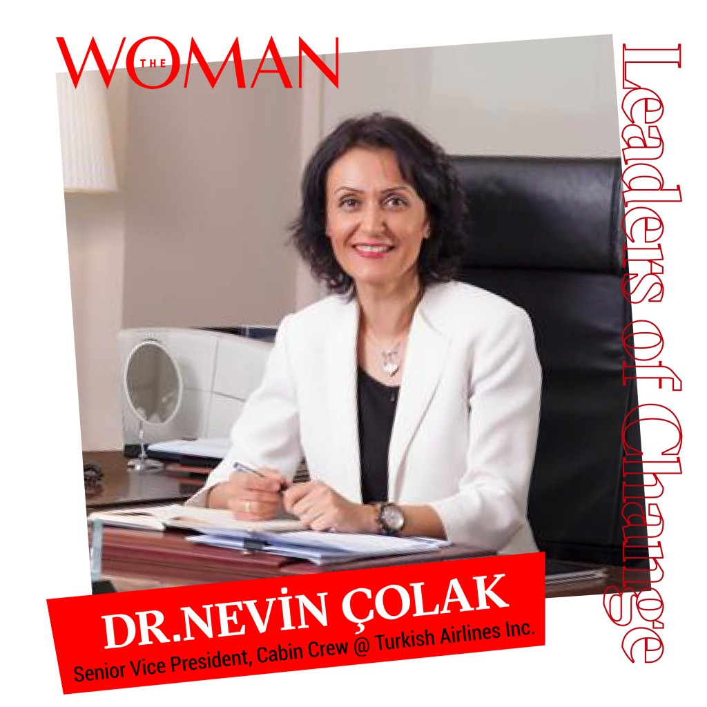 THE WOMAN DR NEVIN COLAK