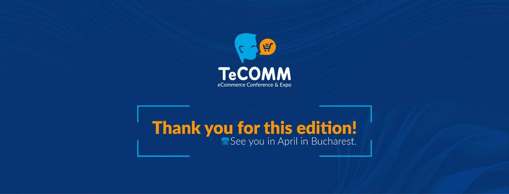 Thank you - TeCOMM