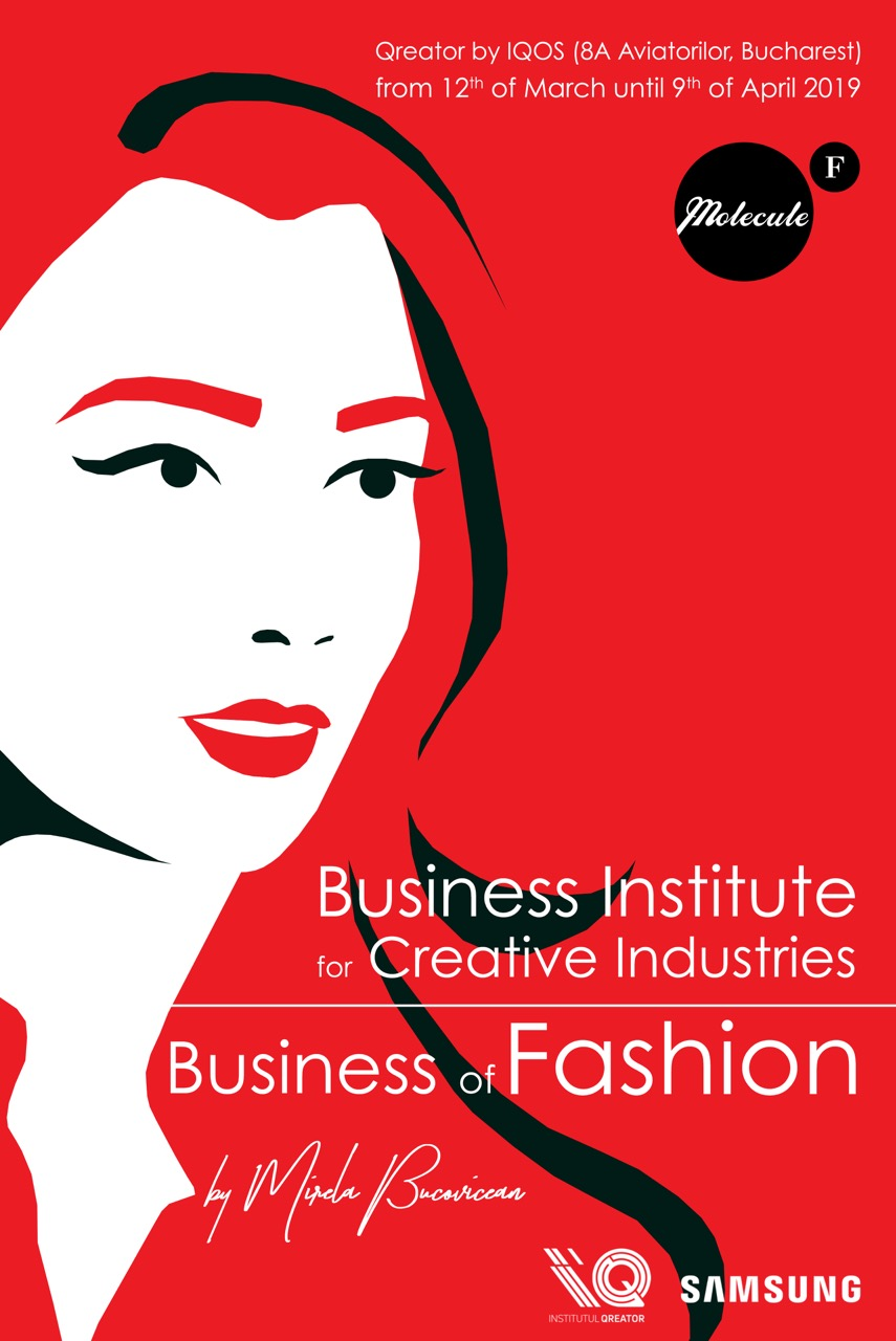 Business Institute for Creative Industries - Business of Fashion
