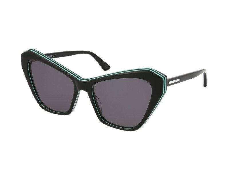 04 ochelari de soare cat eye rectangulari Alexander McQueen