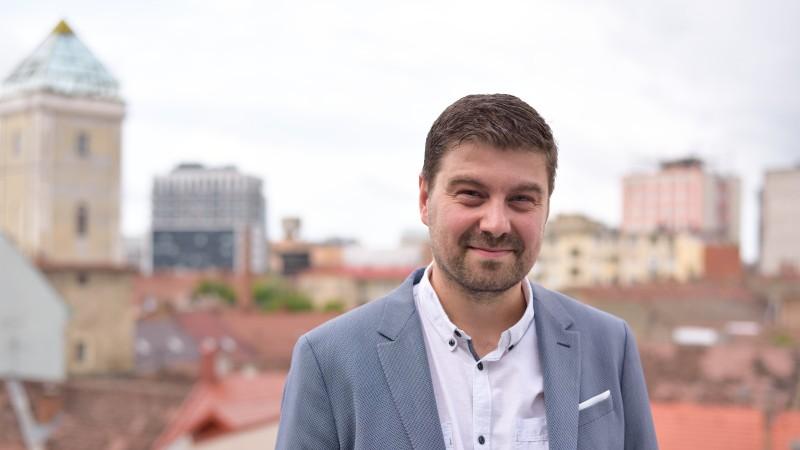 Gabriel Ioan Rusu, cofondator Silicon Forest
