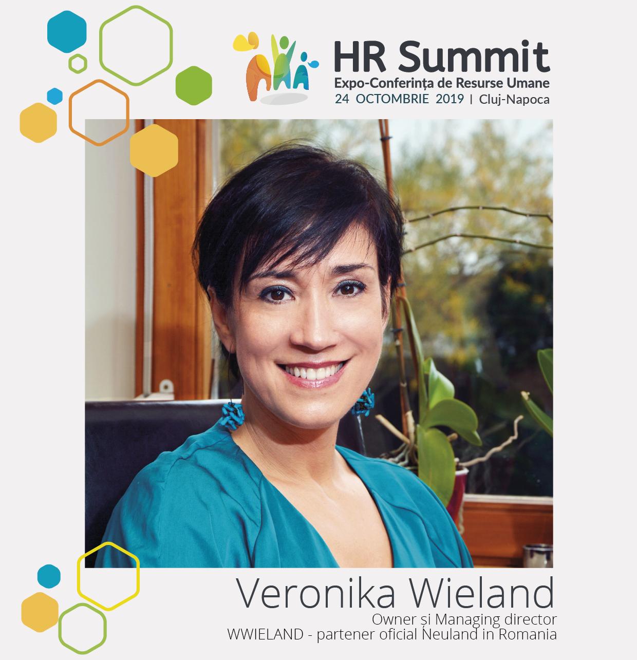 Veronika Vieland - Speaker HR Summit