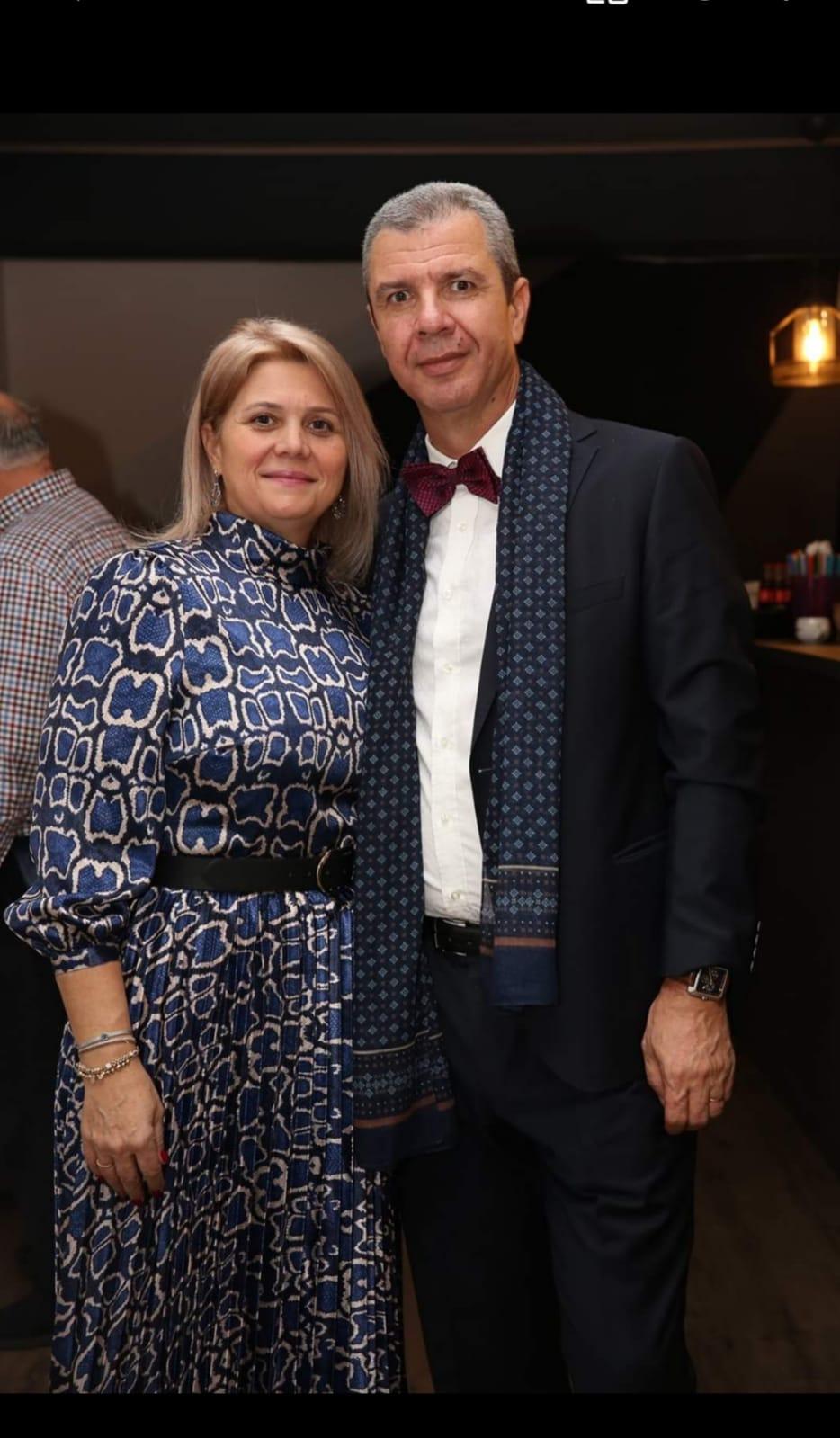 Petruta si Cristian Gavan