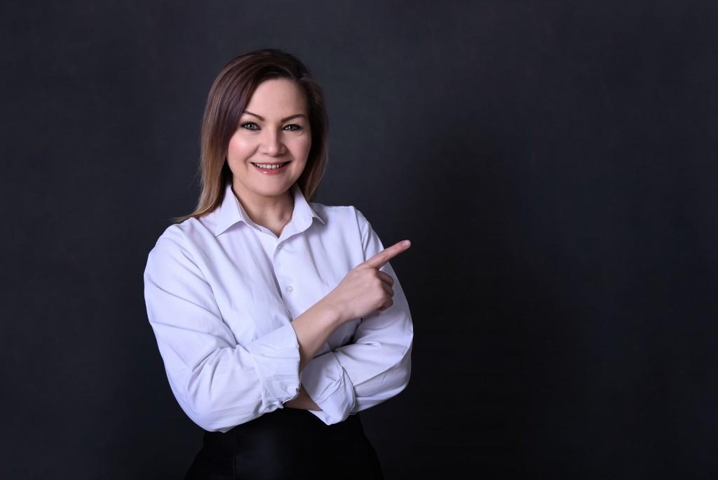 Dana Lupsa - The Woman 1