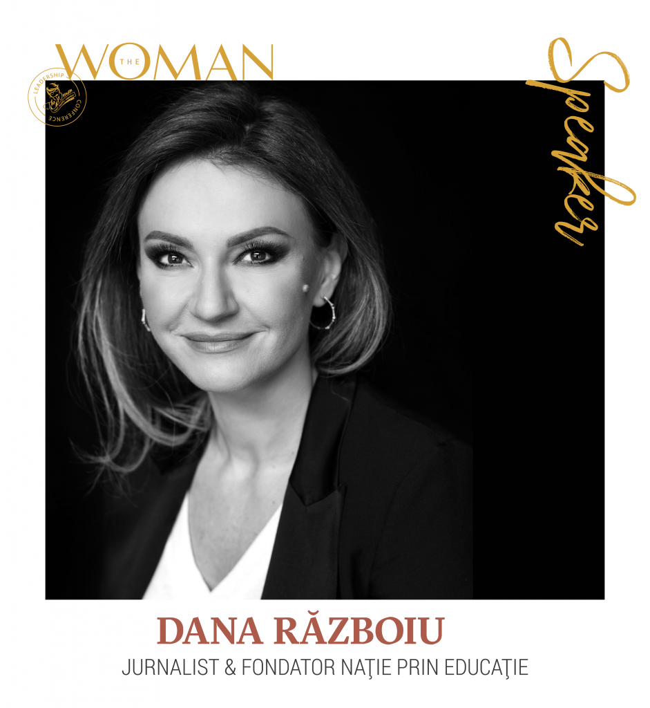 Dana Razboiu - Speaker The Woman FB