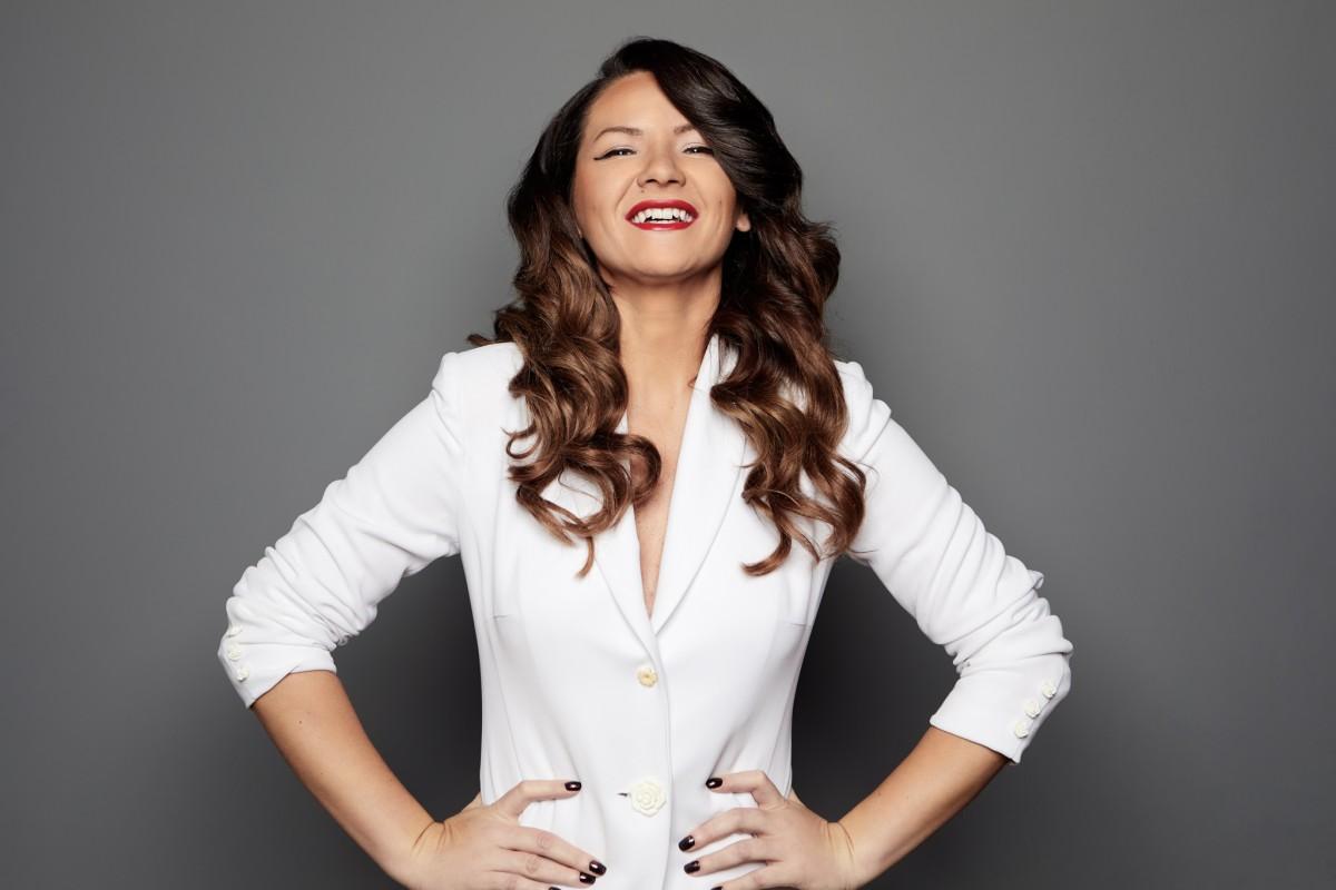 Mihaela Vodnar - campanie Nashi