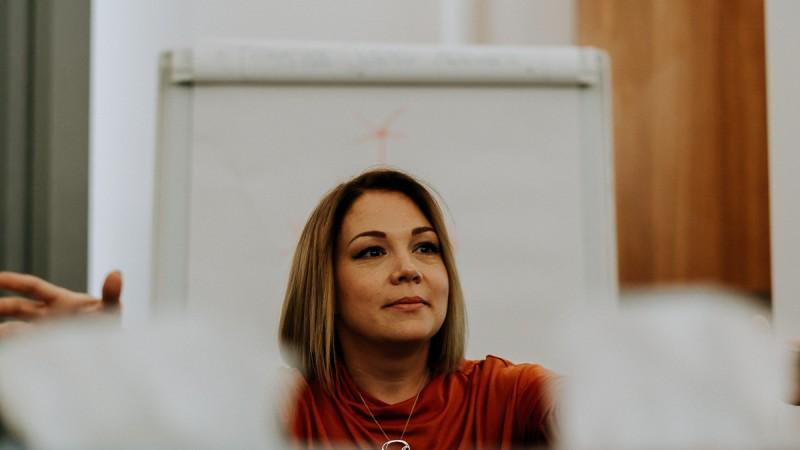 Alexandra Dana Ilieș - Parenting prin iubire - The Woman 4