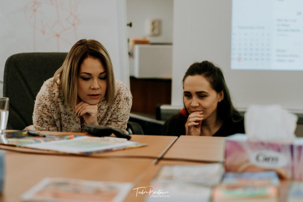 Alexandra Dana Ilieș - Parenting prin iubire - The Woman 6