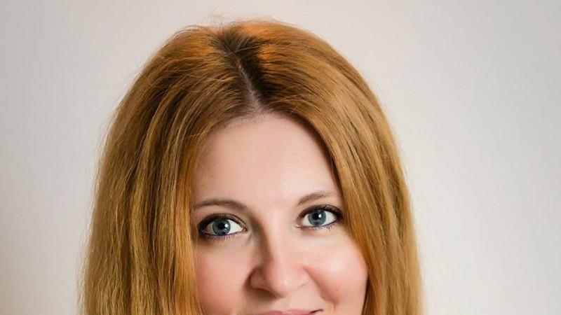 Simona Mitrea - The Woman Magazine