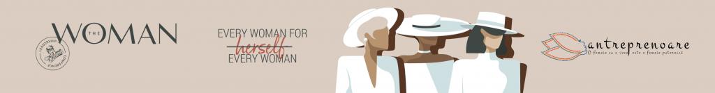 The Woman x Antreprenoare