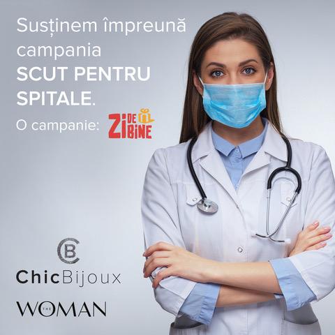 campanie scut pentru spitale banner patrat