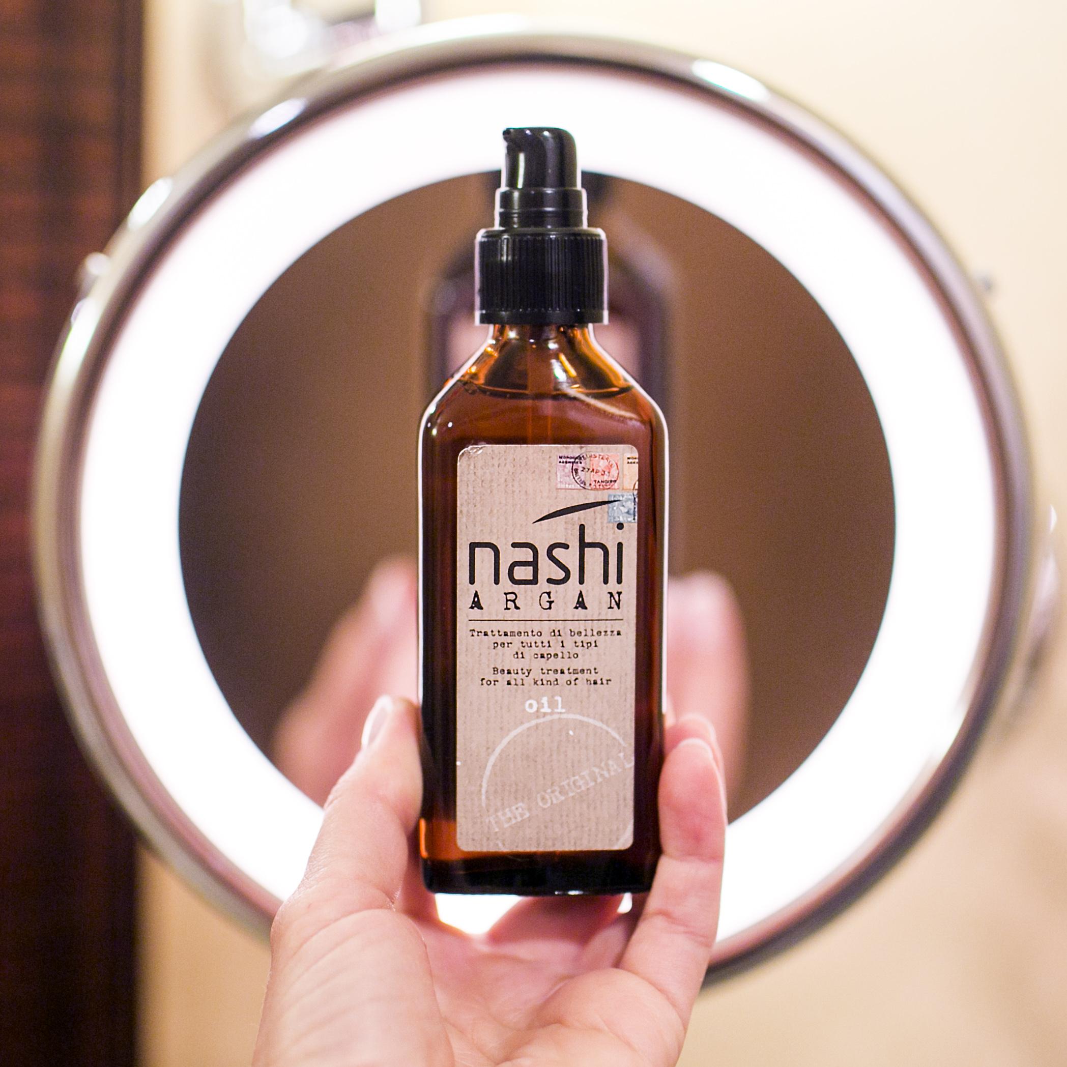 NASHI THE WOMAN