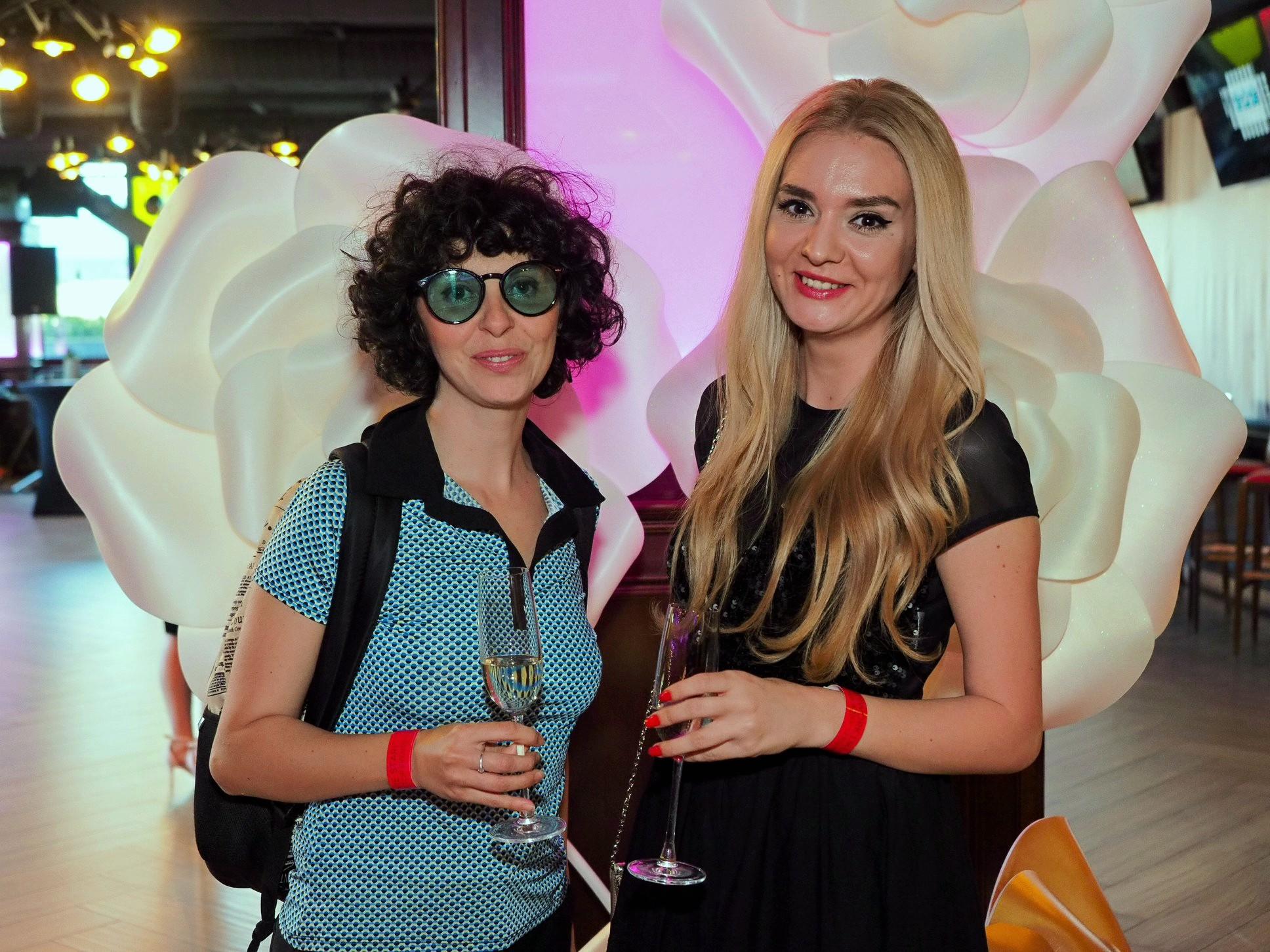 Mirela Grindean & Diana Arieșan la DAW