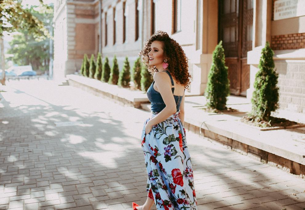 Andreea Chirilă, Style Coach & Content Creator 2