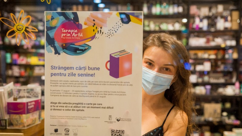 Colecta carti TPA 2020 Carturesti foto Bogdan Botas (2)
