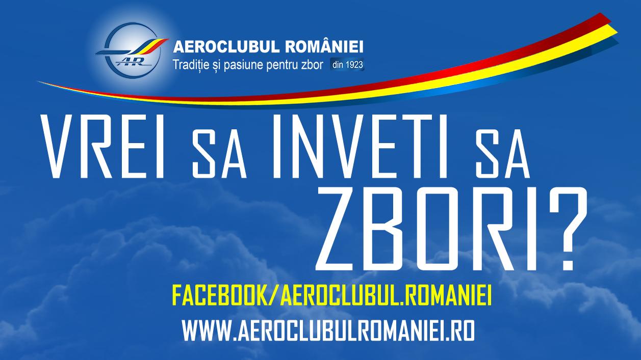 AEROCLUBUL ROMANIEI THE WOMAN