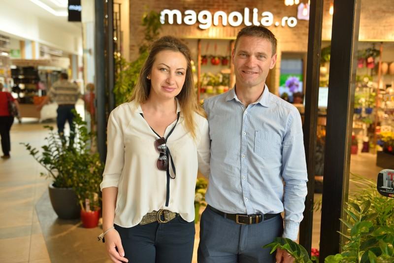 Ioana & Gabriel Molnar, fondatori Magnolia