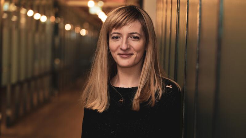 Raluca Ganea, Marketing Manager SMSO