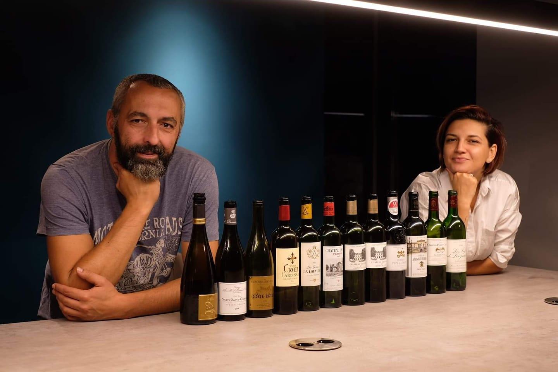 Alex Dona & Marina Samoilă, desprevin.ro - credit foto Adrian Ionescu