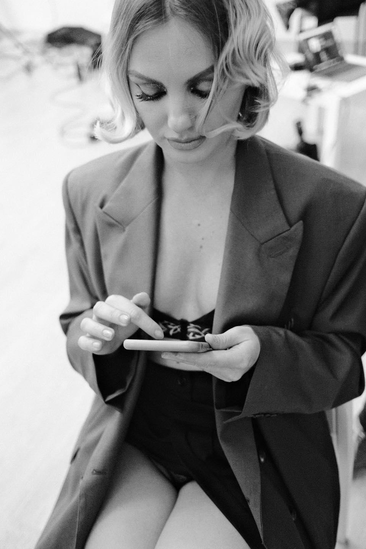 Alexandra Stan x The Woman (6)