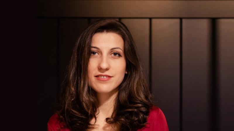 Gabriela Tănase, sarto the woman-01