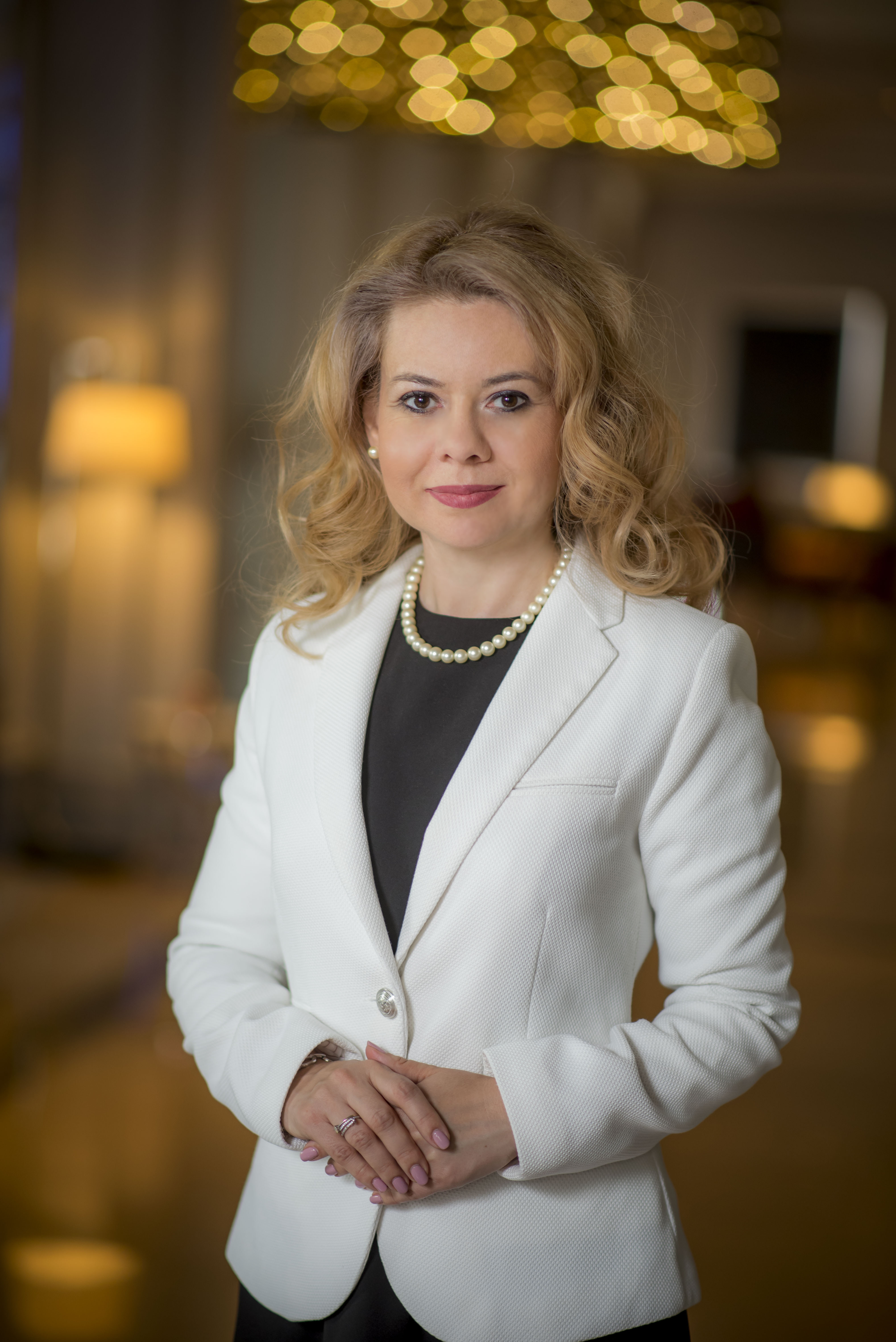 Meda Annemarie Vasiliu, General Manaher la Nordis Mamaia